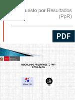 Taller de Modulo PPR