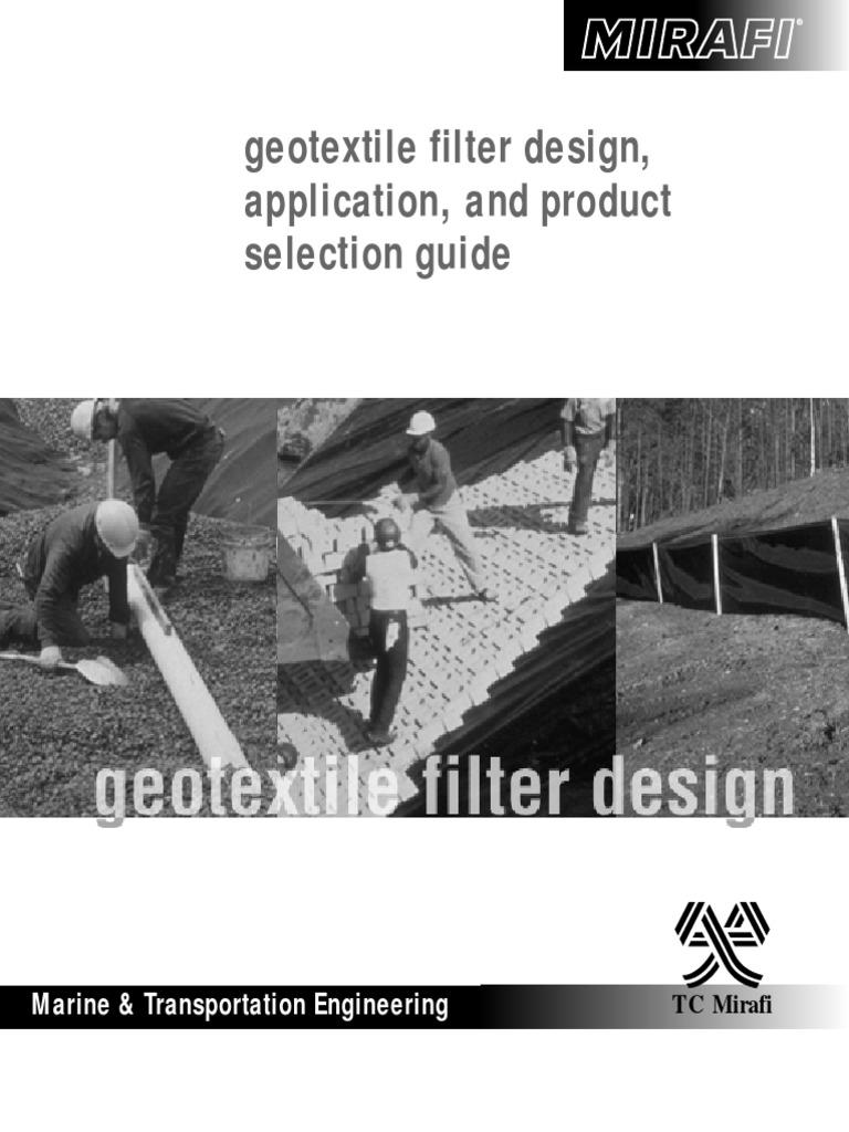 Tencate geotextile   drainage   filtration.