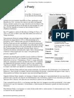 Maurice Merleau-Ponty – Wikipédia, A Enciclopédia Livre