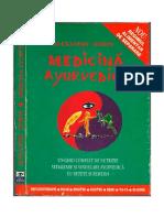 Alexandru Dobos - Medicina Ayurvedica - Nirvana Satva 1995