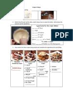 Crepes 4 Ways Recipe Measures