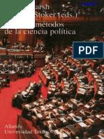 Marsh y Stocker. 1997. Teoría y métodos en Ciencia Política ( pp. 13-32).pdf