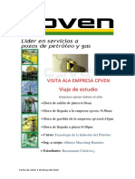 Visita a La Empresa Cpven