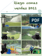 Folleto Vyr Turf 2011 w