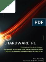 Conocimientos de Hardware