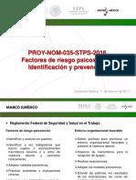 PROY-NOM-035-STPS-2016