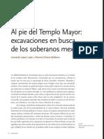 Al Pie Del Templo Mayor