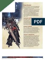 FFXIV Dark Knight - 5E