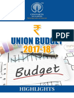 Union Budget 2017-18