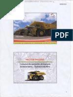 Curso Operadores Operacion Camion Minero Extraccion 930e 4se Komatsu