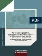 Aplicacion Practica Del Regimen de Infracciones y Sanciones Tributarias