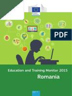 Monitor2015 Romania En