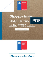 Herramientas Para El Desarrollo de Las Pymes 2016 - Ministerio de Economia 2016