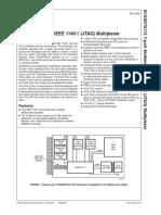 7-Port Multidrop IEEE 1149.1 (JTAG) Multiplexer