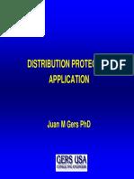 Distribution Protection Application