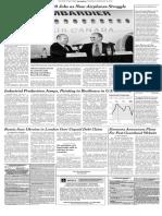 Propaganda do GDF no NY Times
