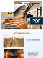 Escaleras Segundo Informe