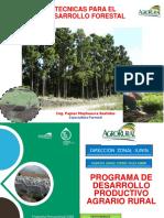 Tecnicas Para El Desarrollo Forestal