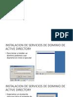 Configuracion Directory