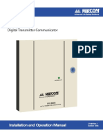 LT-889 DTC-300A Installlation and Operation Manual