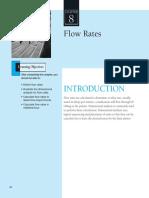 Ch08 Flow Rates