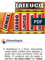 Pentateuco Ebc Monte Santo 21-05-2017