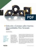 Selección de Insertos - Revista Actual Nro. 28