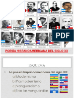POESÍA HISPANOAMERICANA S. XX.ppt