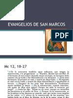 Evangelios de San Marcos