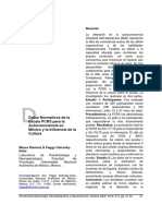PCRS Autoconsciencia Cultura
