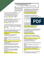 EVALUACIÓN DE COMUNICACION 5TO DE SECUNDARIA.docx