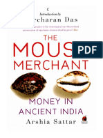 (the Story of Indian Business) Arshia Sattar-The Mouse Merchant_ Money in Ancient India-Penguin India (2013)