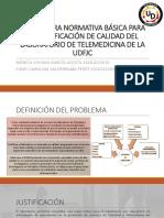 Estructura Normativa Básica Para La Certificación de Calidad