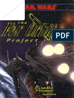 WEG40029 - Star Wars D6 - The Far Orbit Project