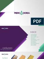 MERCADORIA - CATALOGO MERCHADISING 2017