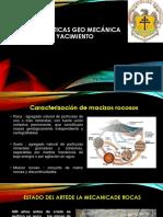Caracteristica Geomecanica Del Yacimiento