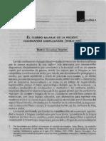 El Cuerpo Salvaje de La Nación. Beatriz González