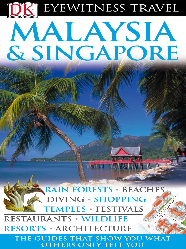 ca4aae3f0db Malaysia and Singapore (EYEWITNESS TRAVEL GUIDE) by Andrew Forbes