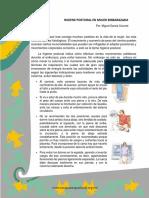 Higiene Postural en Mujer Embarazada