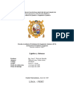 8° informe de química orgánica