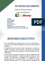 Proyecto Negociacion Soria