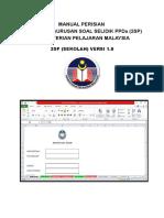 MANUAL PENGURUSAN SOAL SELIDIK PPDa[1].doc
