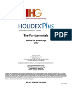 Holidex Plus Learning Journal Day 3 2016 0301 Spanish
