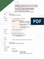 Program of Activities-STEAM_1st Ed