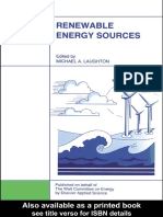 z. Micahel Laughton_renewable Energy Sources