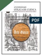 Gotico Carlos Alban 4to A