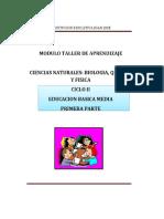 CIENCIAS NATURALESfisica,quimica