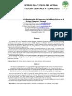 Análisis Económico de la Implantación del Impuesto a la Salida de Divisas en el Sistema Financiero Nacional.doc