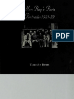 Man Ray's Paris Portraits 1921-39 (Art Photography)