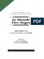 La foi islamique 2 - Le Monde Des Anges - Omar Al-Achqar.pdf